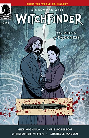 Witchfinder: The Reign of Darkness #2