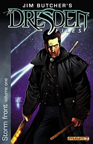 Jim Butcher's The Dresden Files: Storm Front No.1