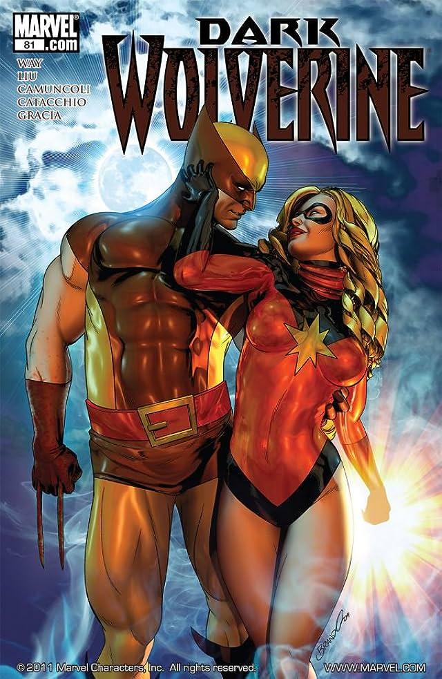 Dark Wolverine #81