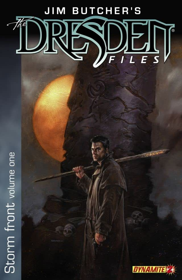 Jim Butcher's The Dresden Files: Storm Front #2