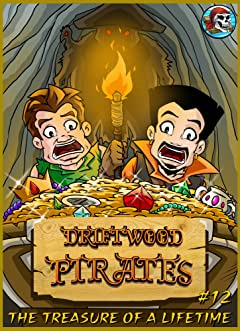 Driftwood Pirates #12