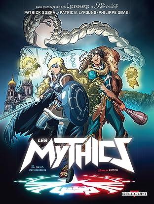 Les Mythics Tome 8: Abigail et Neo