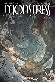 Monstress Vol. 4: L'Élue