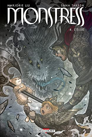 Monstress Tome 4: L'Élue