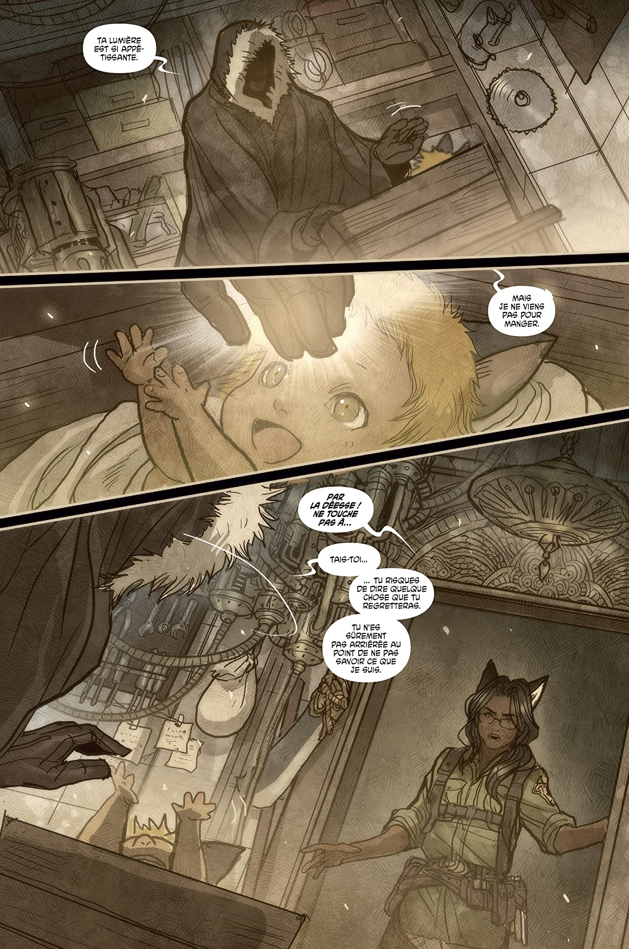 Monstress Vol. 4: L'Élue