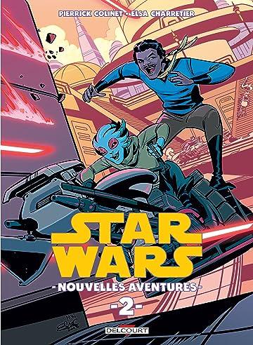 Star Wars Nouvelles Aventures Vol. 2