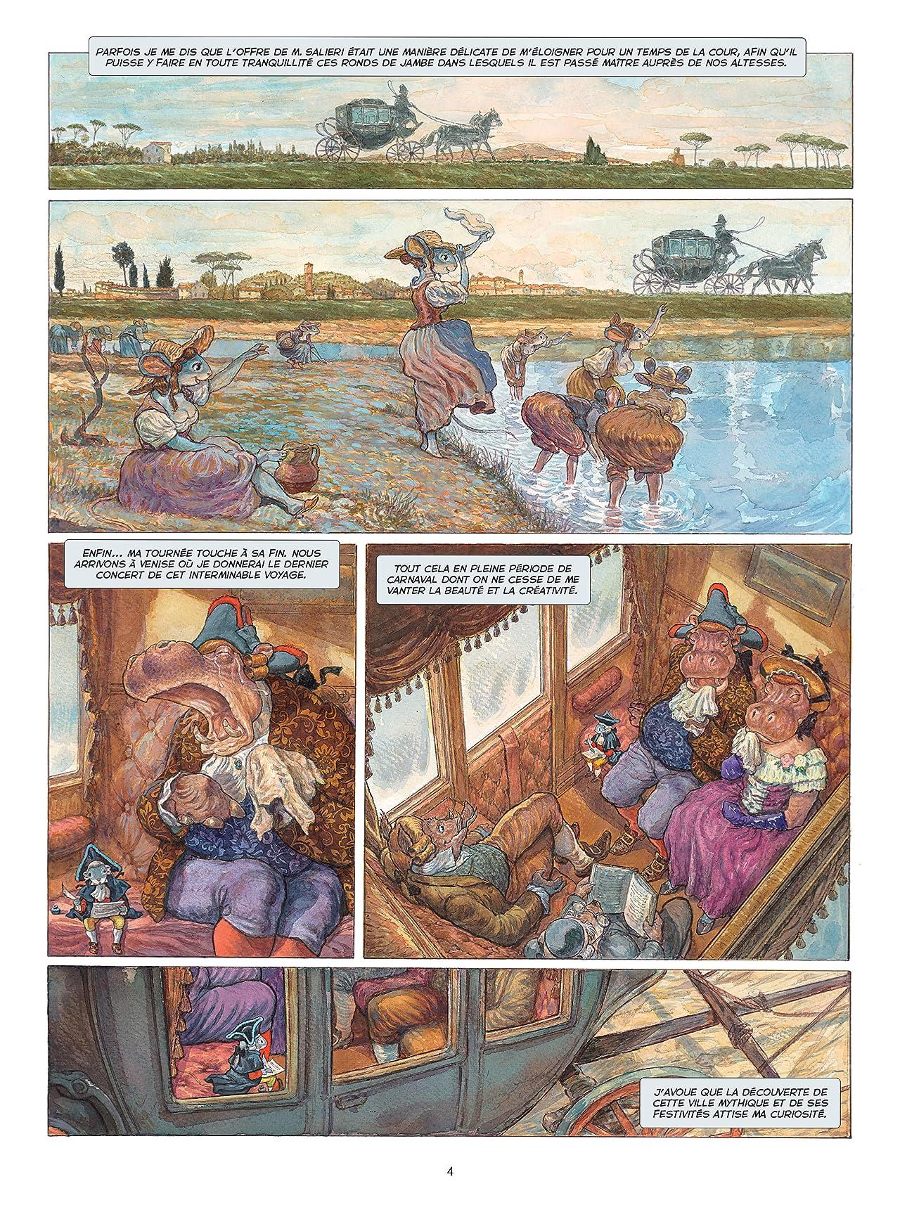 Mausart Vol. 2: Mausart à Venise