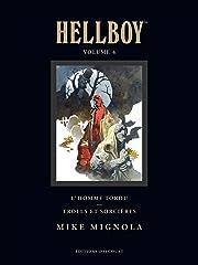 Hellboy Deluxe Vol. 4