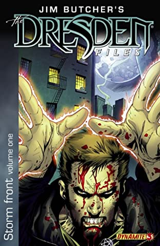 Jim Butcher's The Dresden Files: Storm Front #3