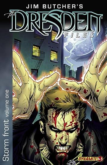 Jim Butcher's The Dresden Files: Storm Front #3