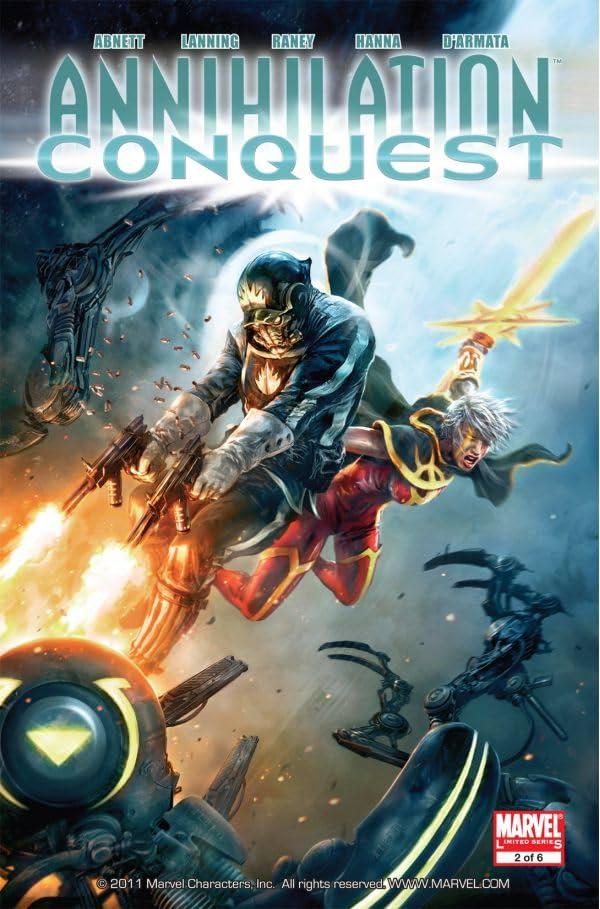 Annihilation: Conquest #2 (of 6)