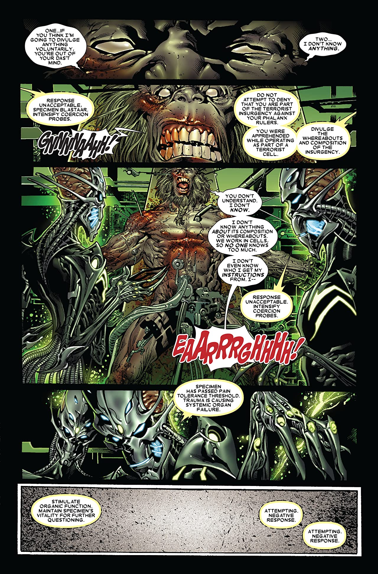 Annihilation: Conquest #2 (of 6)