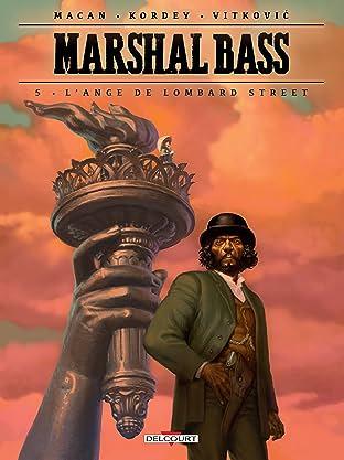 Marshal Bass Vol. 5: L'Ange de Lombard Street