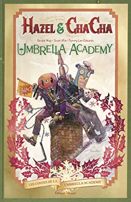 Umbrella Academy - Hazel et Cha Cha