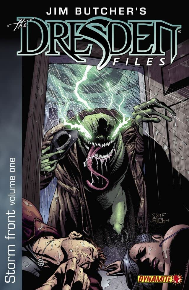 Jim Butcher's The Dresden Files: Storm Front #4