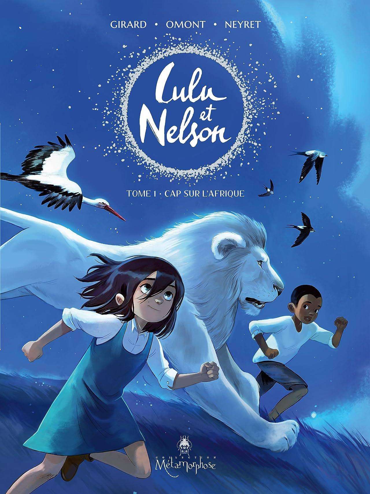Lulu et Nelson Vol. 1: Cap sur l'Afrique