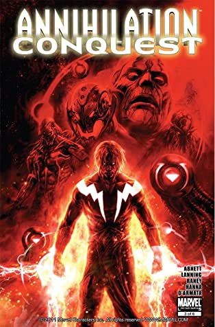 Annihilation: Conquest #3 (of 6)