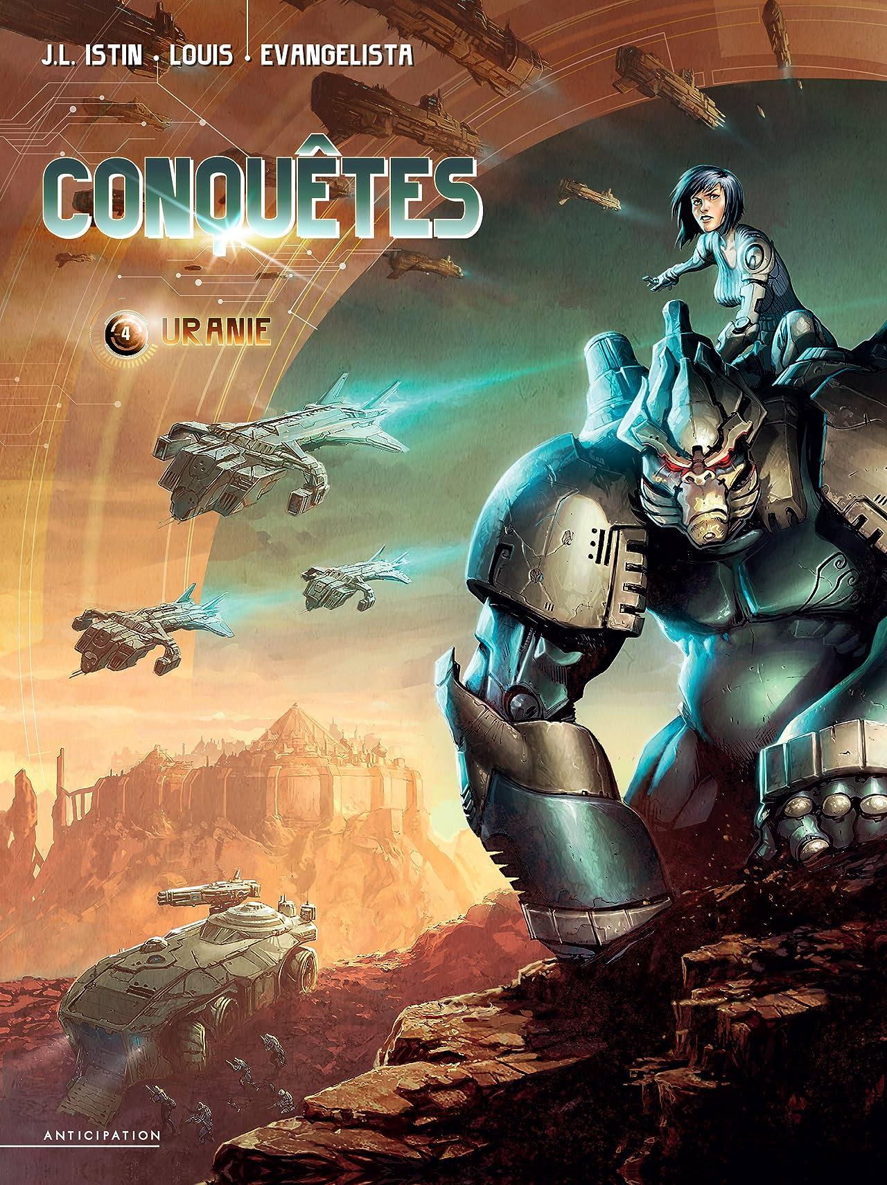 Conquêtes Vol. 4: Uranie