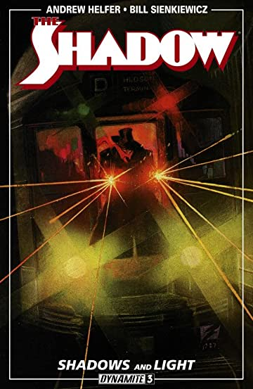 The Shadow Master Series #3