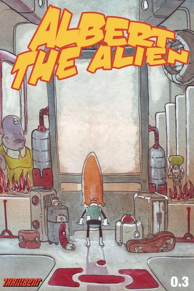 Albert the Alien #0.3