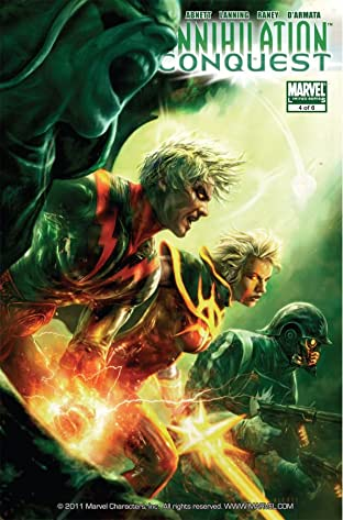 Annihilation: Conquest No.4 (sur 6)