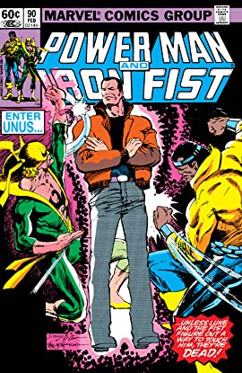 Power Man and Iron Fist (1978-1986) #90