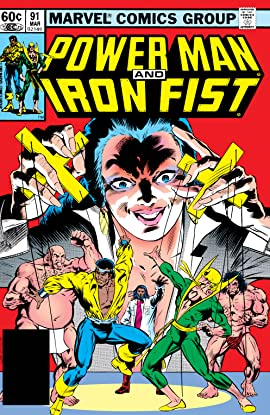 Power Man and Iron Fist (1978-1986) #91