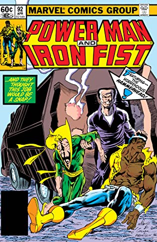 Power Man and Iron Fist (1978-1986) #92