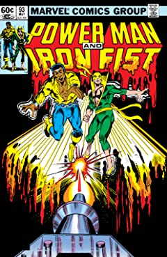 Power Man and Iron Fist (1978-1986) #93