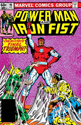 Power Man and Iron Fist (1978-1986) #96