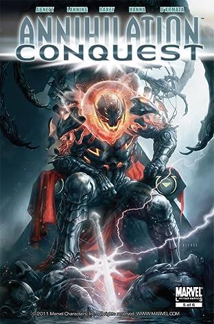 Annihilation: Conquest #5