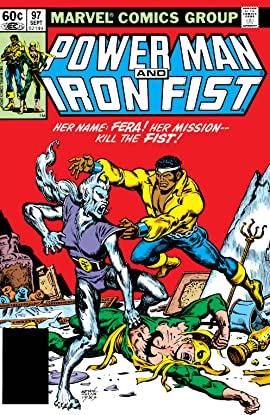 Power Man and Iron Fist (1978-1986) #97