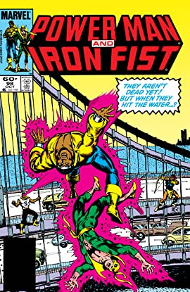 Power Man and Iron Fist (1978-1986) #98