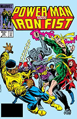 Power Man and Iron Fist (1978-1986) #99
