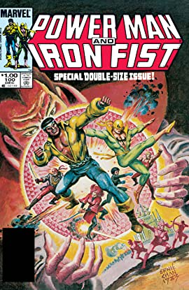Power Man and Iron Fist (1978-1986) #100