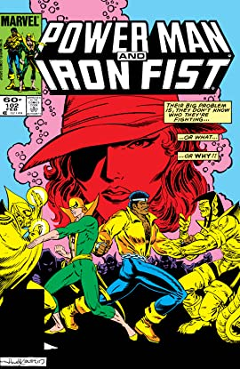 Power Man and Iron Fist (1978-1986) #102