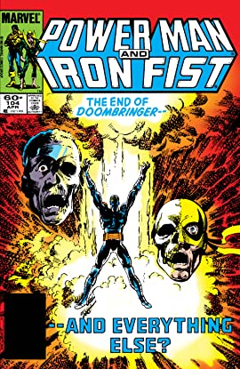 Power Man and Iron Fist (1978-1986) #104
