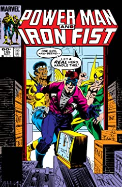 Power Man and Iron Fist (1978-1986) #105
