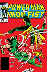 Power Man and Iron Fist (1978-1986) #106