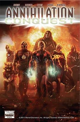 Annihilation: Conquest #6 (of 6)