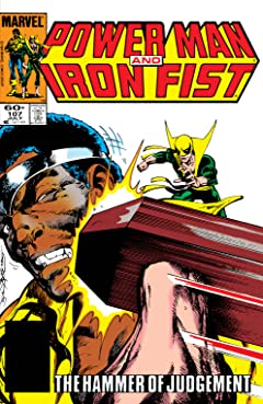 Power Man and Iron Fist (1978-1986) #107