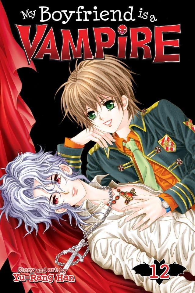 My Boyfriend Is A Vampire Vol. 12