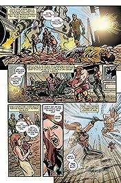 Warriors Three #4 (of 4)