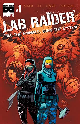 Lab Raider No.1