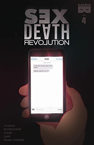 Sex Death Revolution No.4