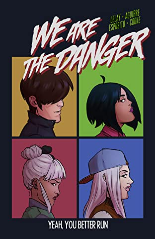 We Are The Danger No.5
