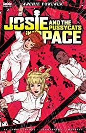 Josie and the Pussycats in Space (comiXology Originals) No.2 (sur 5)
