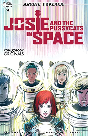 Josie and the Pussycats in Space (comiXology Originals) #4 (of 5)