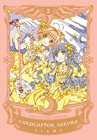 Cardcaptor Sakura Collector's Edition Tome 2