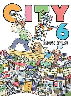 CITY Vol. 6